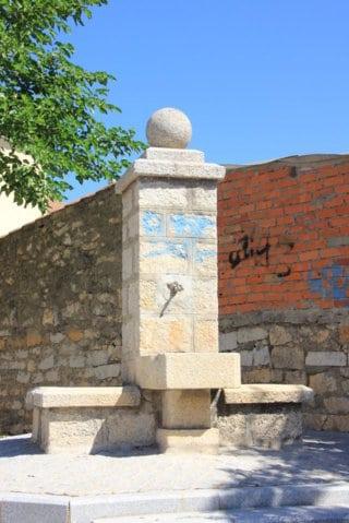 Fuente de la Plaza de la Parra