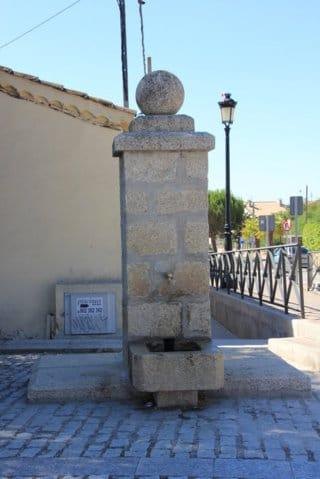 Fuente de la Plaza de la Suelta