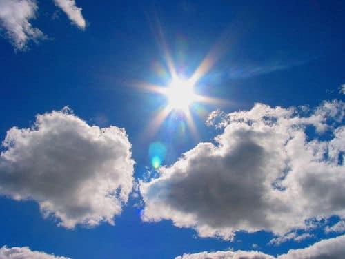 Superado el nivel de ozono