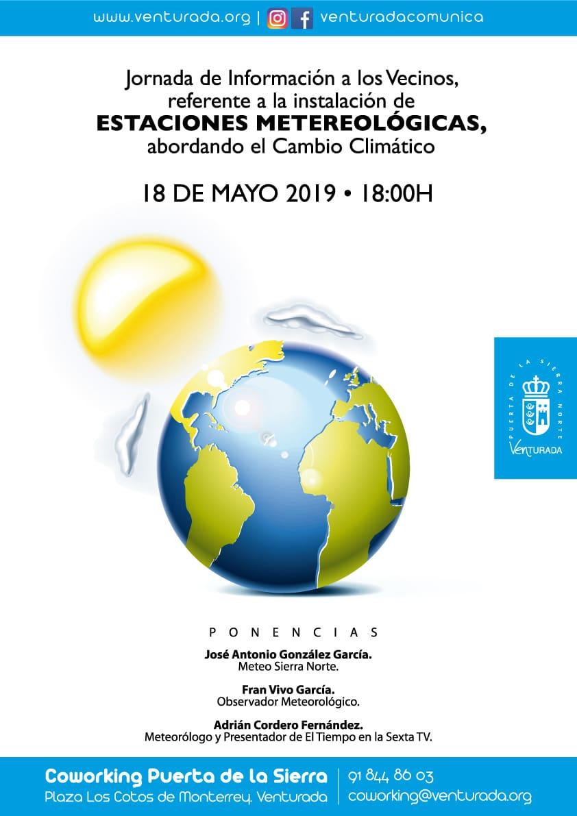 Cartel Metereologica