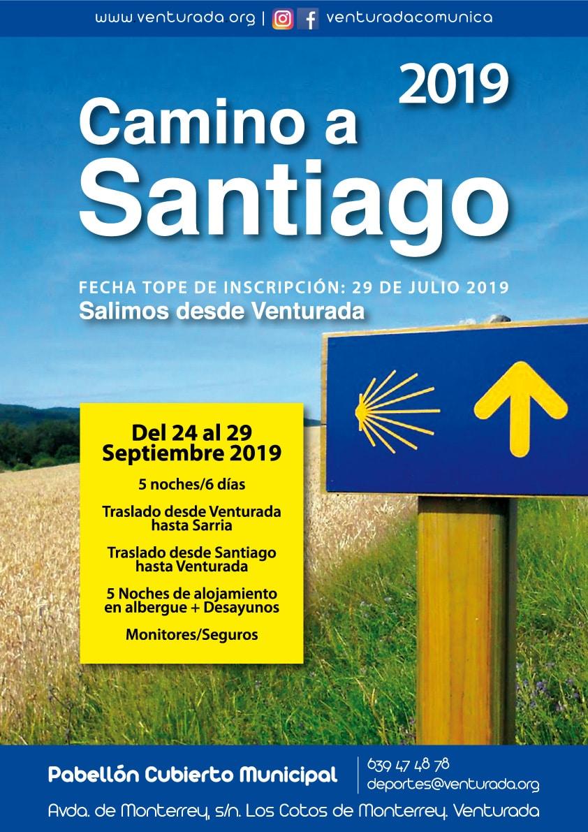 Camino Santiago 2019
